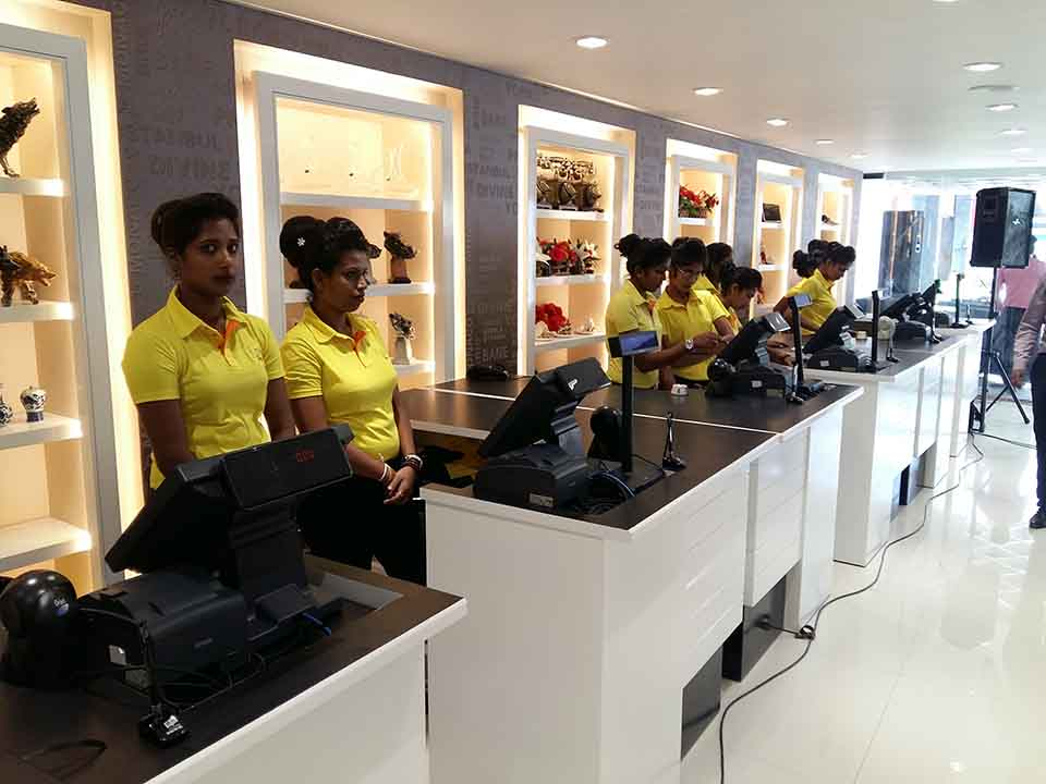 Installed POS Systems in Ruth Styles, Piliyandala