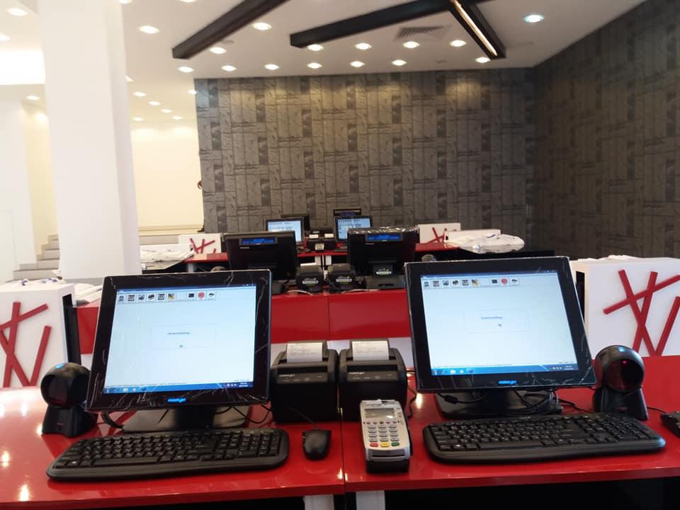 Installed POS Systems in Sunanda, Kiribathgoda