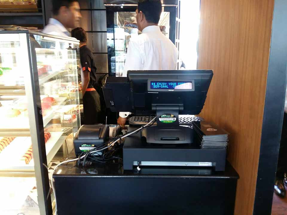 Installed POS Systems in Sen-Saal, Colombo - 07