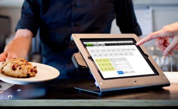 Portable POS Restaurant Revenue